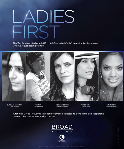 5Ladies-First
