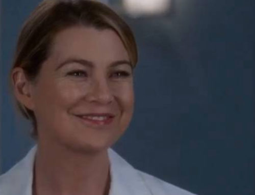 "Grey's Anatomy ""You've Really Got A Hold On Me"""