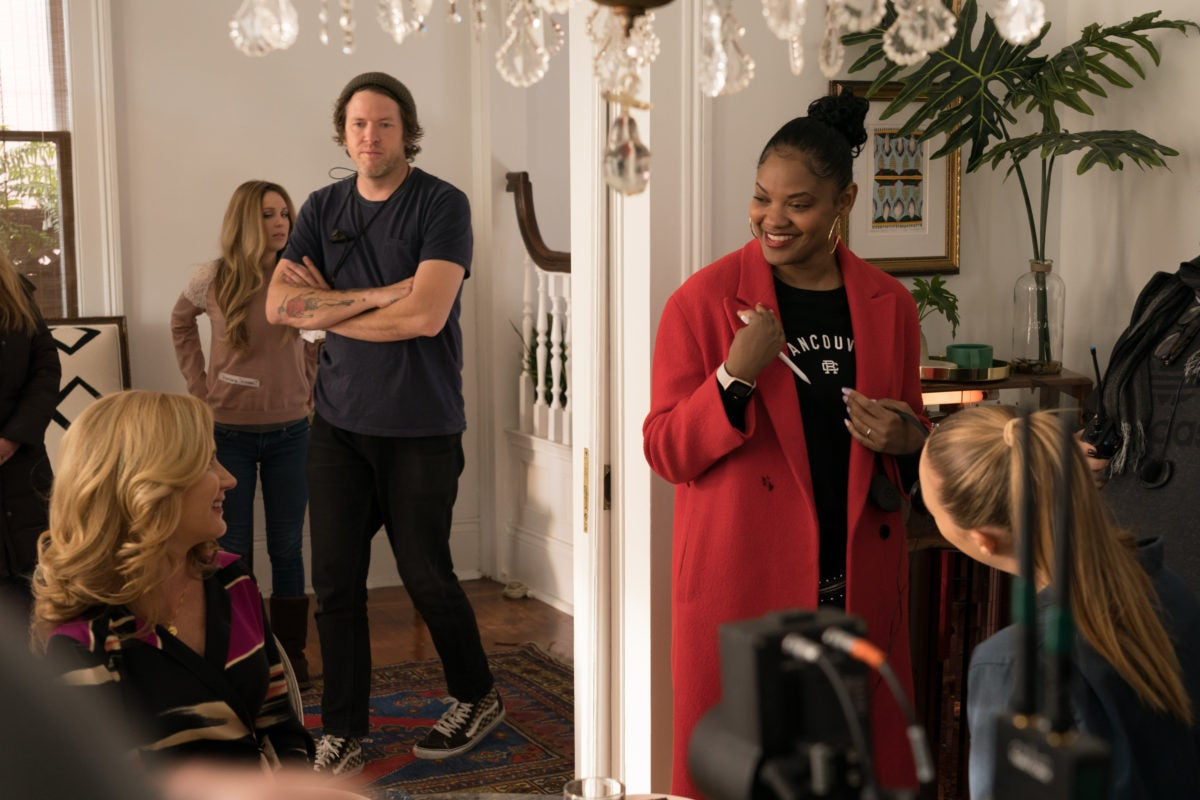 'Tall Girl' Director Nzingha Stewart Is Working On Your Next Favorite Series