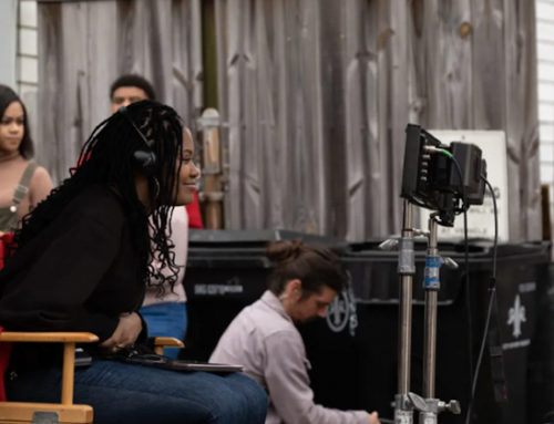 Hollywood Director Nzingha Stewart Shares Why It's Important To Stand Tall In Your Vision