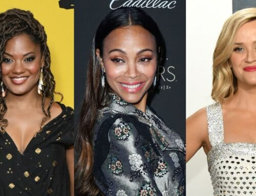 Nzingha Stewart, Reese Witherspoon and Zoe Saldana are working on a new Netflix series